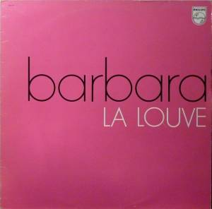 Cover - Barbara: Louve, La