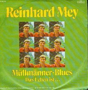 Reinhard Mey: Müllmänner-Blues - Cover