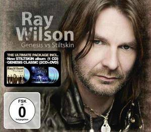 Ray Wilson: Genesis vs. Stiltskin - Cover