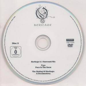 Opeth: Heritage (CD + DVD) - Bild 5