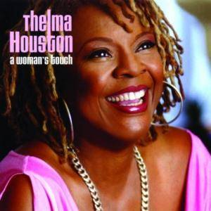 Cover - Thelma Houston: Woman's Touch, A