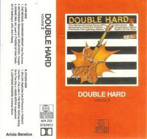 Double Hard Volume 2 - Cover