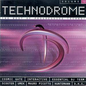 Technodrome Vol. 12 - Cover