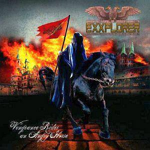 Exxplorer: Vengeance Rides An Angry Horse - Cover