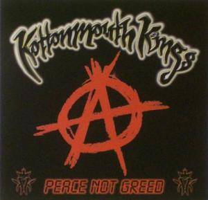 Cover - Kottonmouth Kings: Peace Not Greed