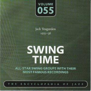 Cover - Eddie Condon & His Windy City Seven: Jack Teagarden 1935-38 Swing Time Volume 055 The Encyclopedia Of Jazz