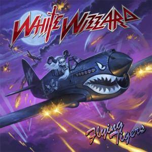 White Wizzard: Flying Tigers - Cover