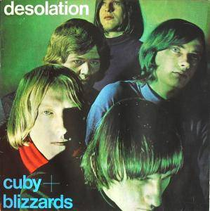 Cuby + Blizzards: Desolation - Cover