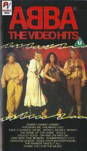 Cover - ABBA: Video Hits, The