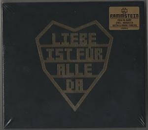 Liebe Ist Fur Alle Da 2 Cd 2009 Box Limited Edition Digipak