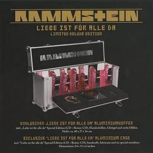 Liebe Ist Fur Alle Da 2 Cd 2009 Box Limited Edition Digipak