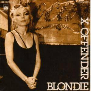 Cover - Blondie: X Offender