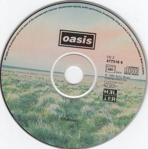 Oasis: Definitely Maybe (CD + Single-CD) - Bild 4