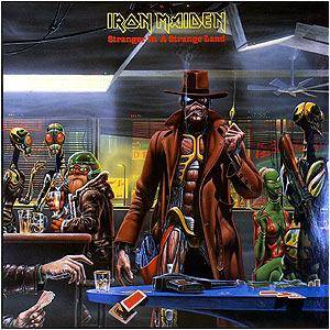 "Iron Maiden: Stranger In A Strange Land (12"") - Bild 1"