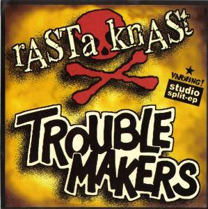 Cover - Troublemakers: Rasta Knast / Troublemakers