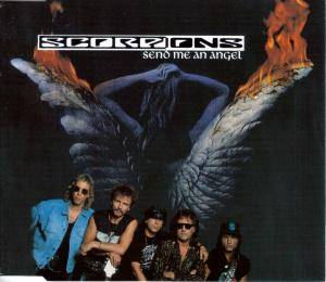 Scorpions: Send Me An Angel - Cover