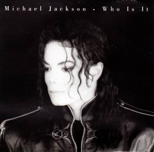 Michael Jackson: Who Is It - Cover