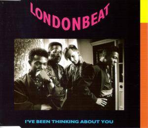 Londonbeat: I've Been Thinking About You - Cover