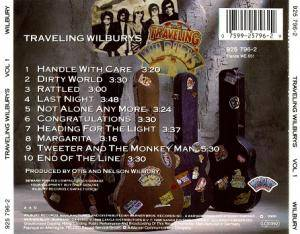 Traveling Wilburys: Traveling Wilburys Vol. 1 (CD) - Bild 2