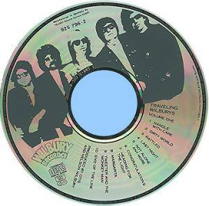 Traveling Wilburys: Traveling Wilburys Vol. 1 (CD) - Bild 3