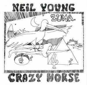 Cover - Neil Young & Crazy Horse: Zuma