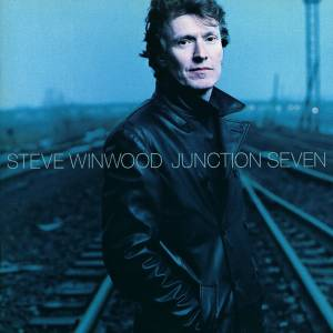Cover - Steve Winwood: Junction Seven