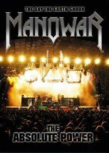 Manowar: The Day The Earth Shook - The Absolute Power (2-DVD) - Bild 1