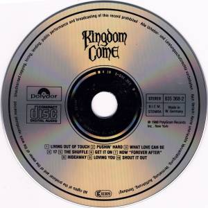 Kingdom Come: Kingdom Come (CD) - Bild 5