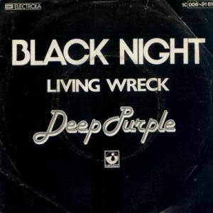 Deep Purple: Black Night - Cover