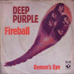Deep Purple: Fireball - Cover