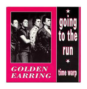 Golden Earring: Going To The Run - Cover