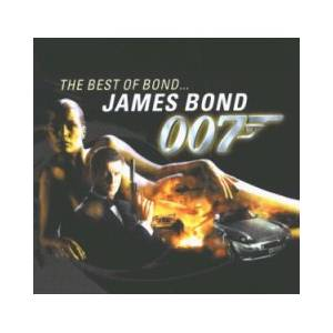 Best Of Bond... James Bond, The - Cover