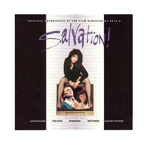 Salvation! - Cover