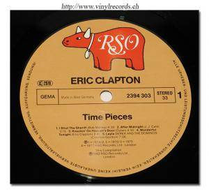 Eric Clapton / Derek And The Dominos: Time Pieces - The Best Of Eric Clapton (Split-LP) - Bild 3
