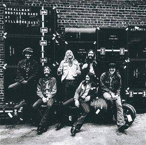 The Allman Brothers Band: At Fillmore East - Cover