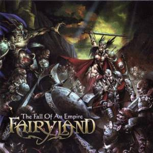 Cover - Fairyland: Fall Of An Empire, The