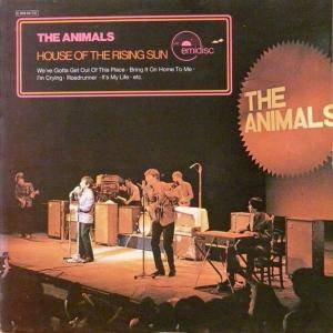 The Animals: House Of The Rising Sun - Cover