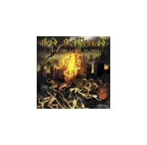 God Dethroned: Into The Lungs Of Hell (CD) - Bild 2