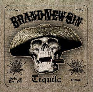 Cover - Brand New Sin: Tequila
