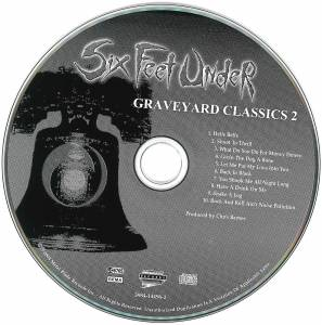 Six Feet Under: Graveyard Classics 2 (CD) - Bild 6
