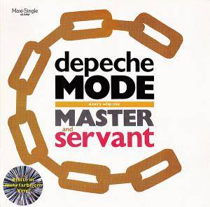 "Depeche Mode: Master And Servant (12"") - Bild 1"