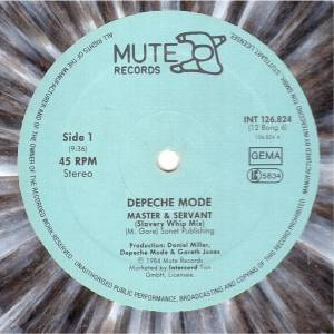 "Depeche Mode: Master And Servant (12"") - Bild 4"