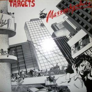 Targets: Massenhysterie - Cover