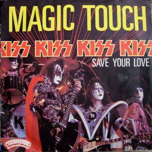 KISS: Magic Touch - Cover