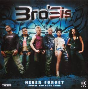 Cover - Bro'Sis: Never Forget (Where You Come From)