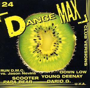 Dance Max 24 - Cover