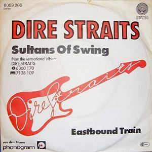 Dire Straits: Sultans Of Swing - Cover