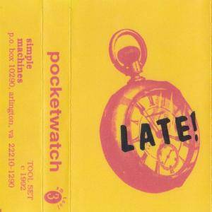 Late!: Pocketwatch - Cover