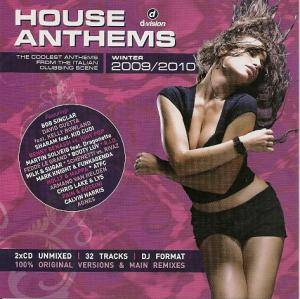 Cover - ATFC: House Anthems Winter 2009/2010