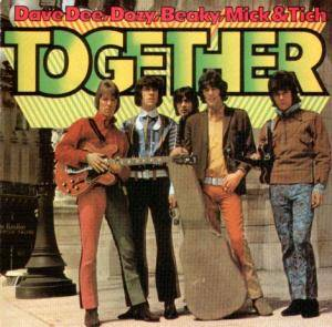 Cover - Dave Dee, Dozy, Beaky, Mick & Tich: Together